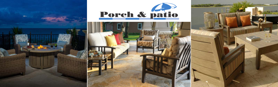 Porch and Patrio