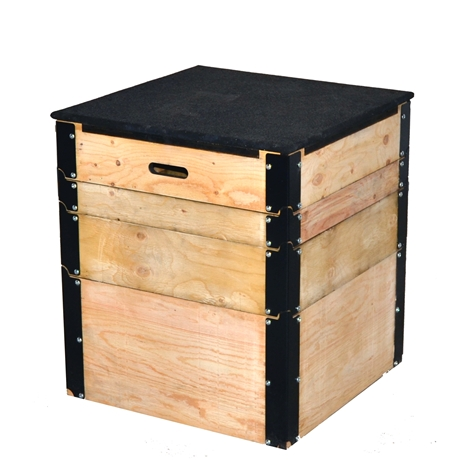 Northern Lights Plywood Plyo Boxes