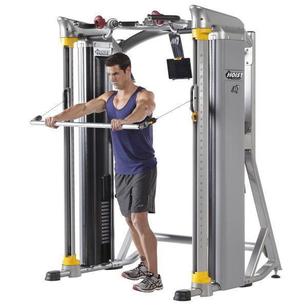 Hoist Mi7 Gym: Fitness Depot Ottawa • Hoist • Mi7 Functional Training System