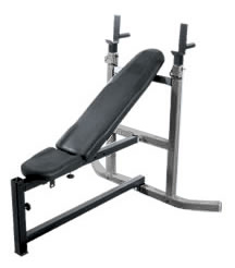 Strength Systems • Northern Lights • Workout Center Bench